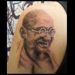 Realistic Tattoo von Xavielle Ghandi Portrait